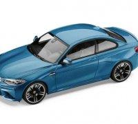 MINIATURA BMW M2 80432454833 skala 1:18