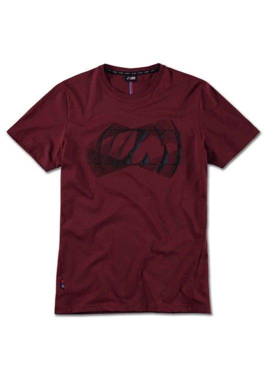 Koszulka z logo BMW M zdjecie 1