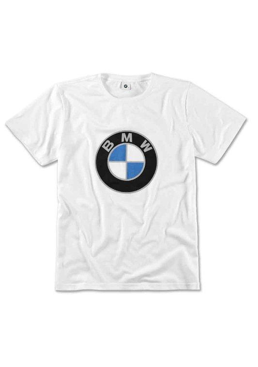KOSZULKA Z LOGO BMW, UNISEKS zdjecie 1