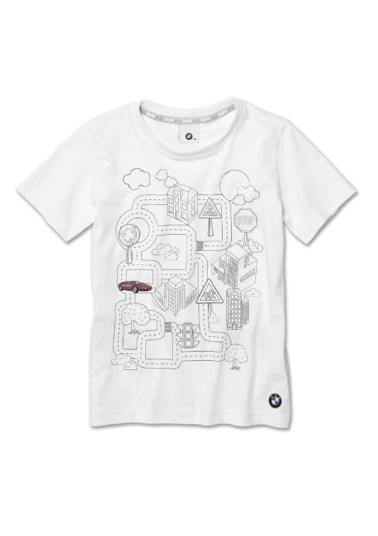 Koszulka BMW Interactive zdjecie 3