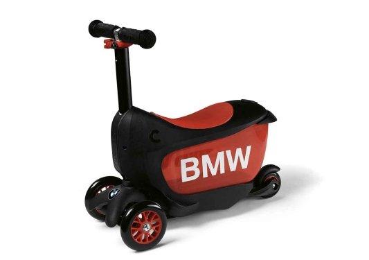 BMW KIDS SCOOTER 80932450901 zdjecie 2