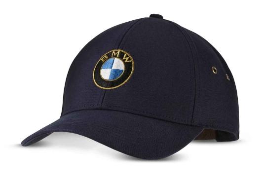 CZAPKA BMW CLASSIC (58CM, ONE SIZE) GRANATOWA 80162463137