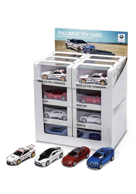 MINIATURA BMW BMW 80432413805 (sprzedawane losowo)