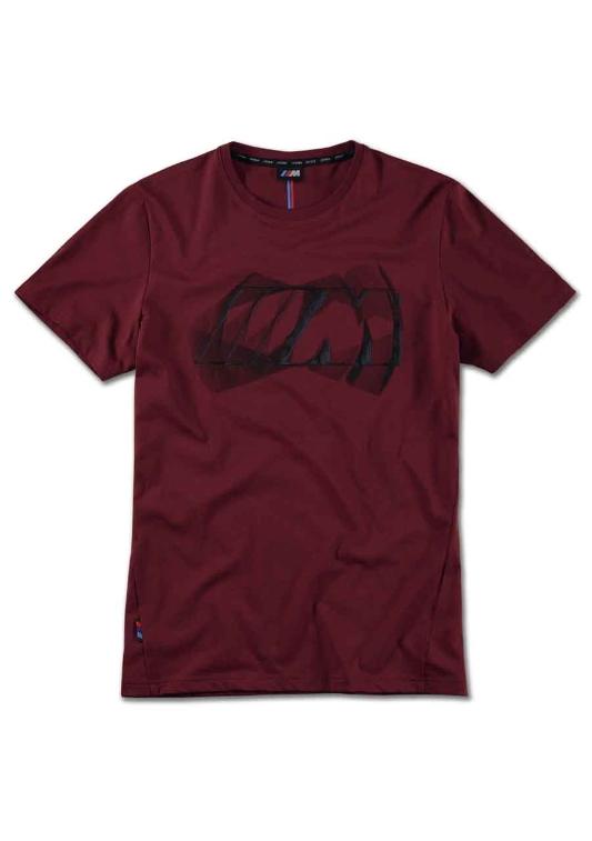 Koszulka z logo BMW M