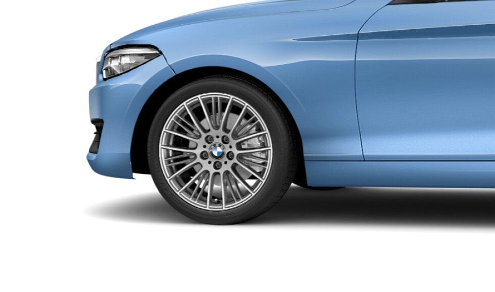 KOŁA KOMPLETNE ZIMOWE 36112448001 BMW SERII 2 F22 18